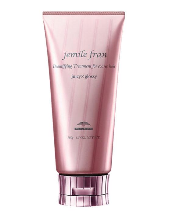 Milbon Jemile Fran Treatment Juicy+Glossy