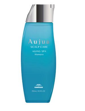 Milbon Aujua hair care AGING SPA