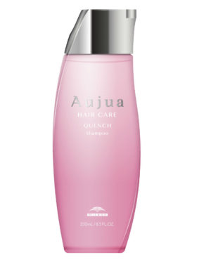 Milbon Aujua hair care QUENCH