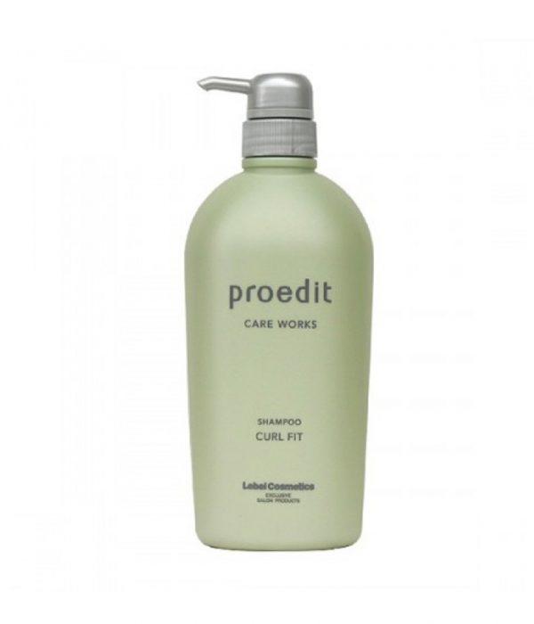 Lebel Proedit Curl Fit Shampoo