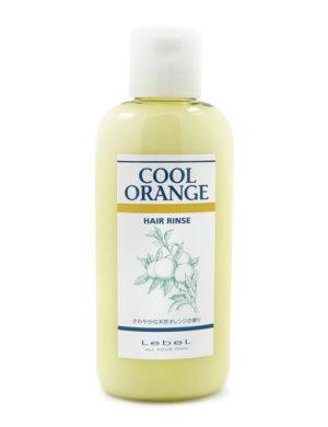 Cool Orange Hair Rinse